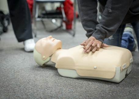 Child CPR/AED